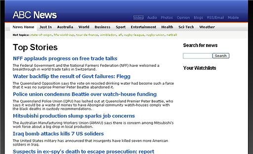 the new abc.net.au/news?
